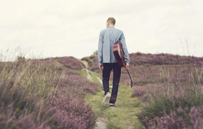 path-man-flowers-guitar-walking-music.jpg